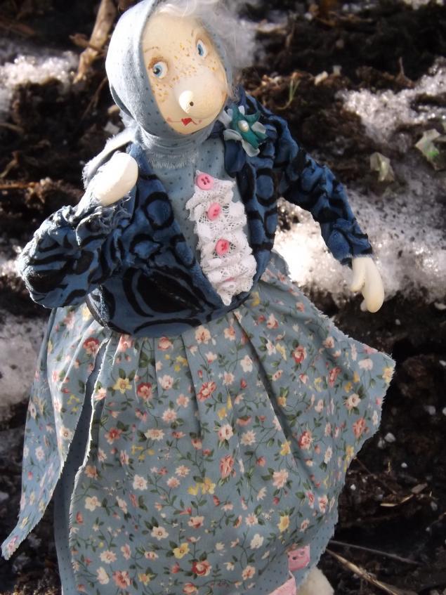 авторская кукла, праздник