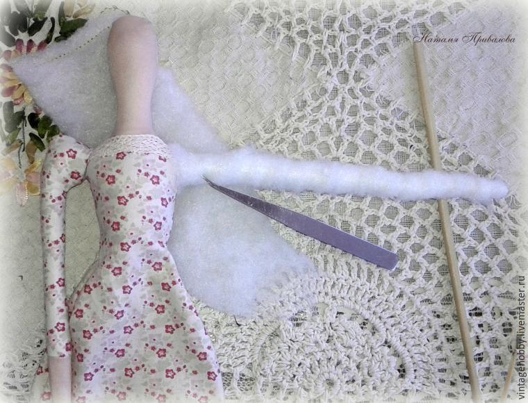 Чем набивают куклу тильда