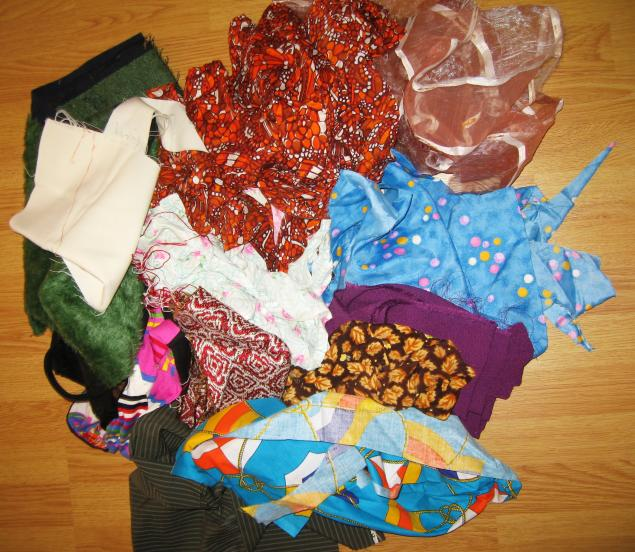 даром, ткань для рукоделия