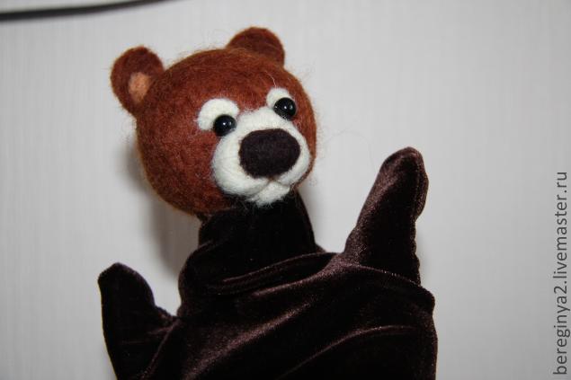игрушка-рукавичка