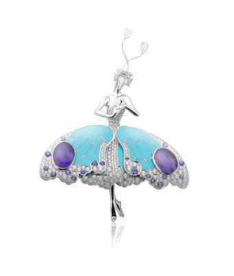 Танец, как источник вдохновения в украшениях Van Cleef & Arpels, фото № 18