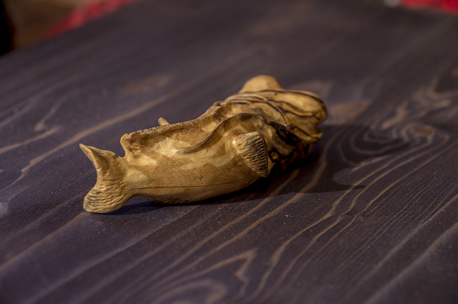 флешка-рыбка, авторская работа
