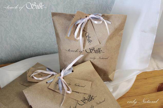 упаковка подарка, шелк, шелковый платок