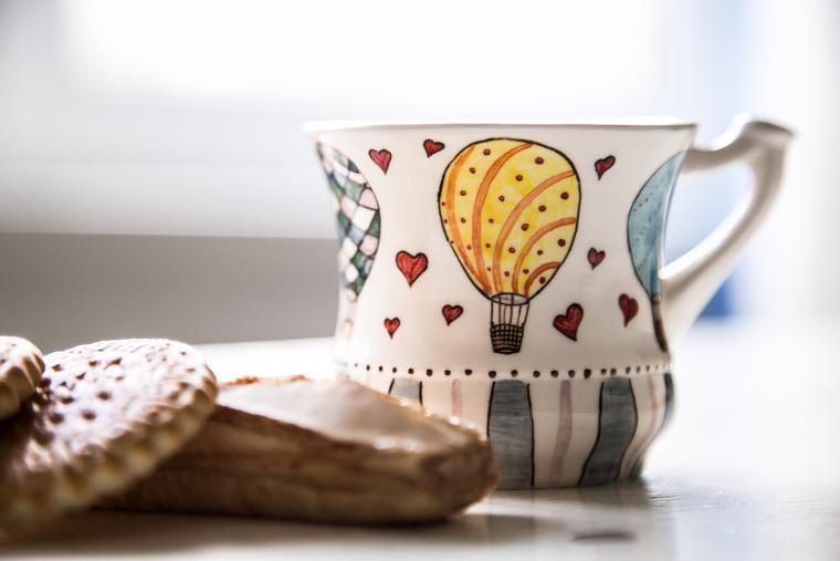 чаепитие, новинки, ручная работа