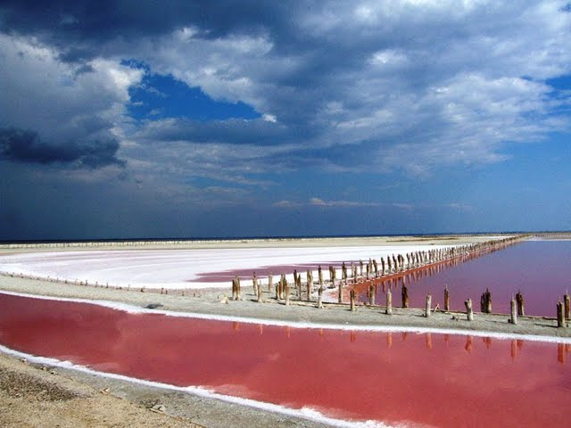соль для ванн, розовая соль, уход за кожей
