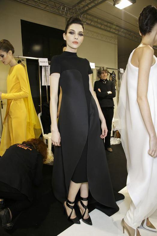 Stephane Rolland Haute Couture весна-лето 2014, фото № 37