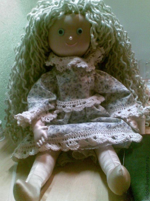 ажурные кукольные чулки