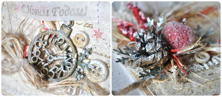 новогодние подарки, сюрприз