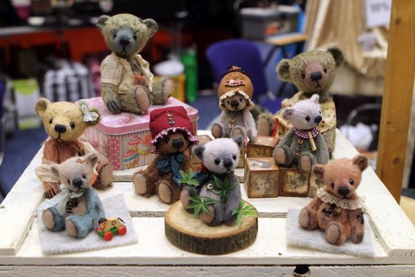 Выставка Euro Teddy в Эссене (с фото 1 часть), фото № 14
