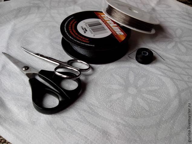 украшения из бисера
