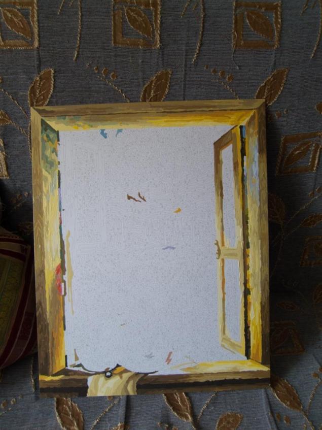 цветы, набор для творчества, картина в подарок