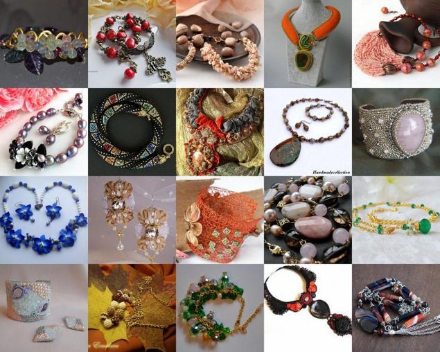 бижутерия, украшения, бижутерия своими руками, галерея бижутерии, украшения ручной работы