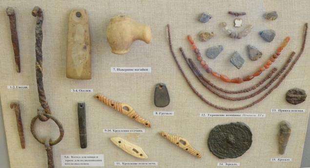 наши предки