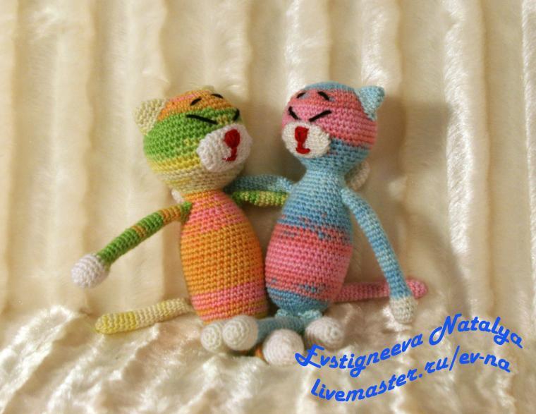 новости магазина, амигуруми, вязание крючком, 14 февраля, подарок на день рождения