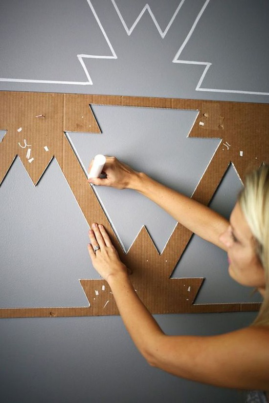 Колоритно и фактурно 20 креативных идей для декора стен и пола, фото № 18