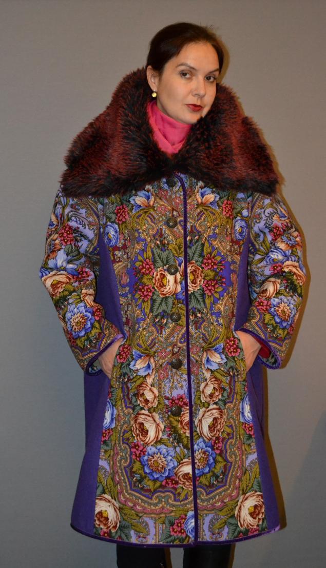-30%, скидка 30%, пальто зима-осень, уникальная вещь