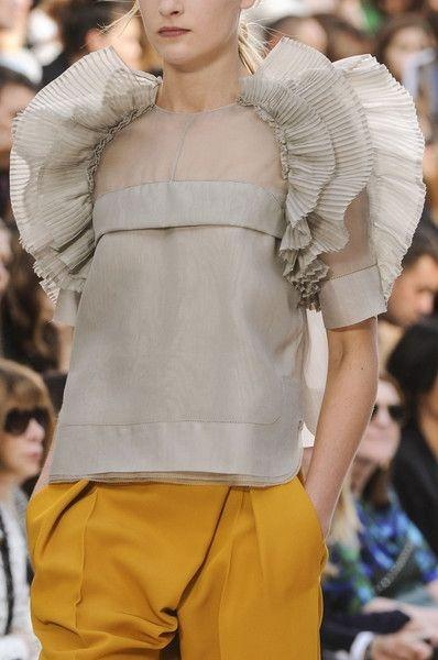 Дизайн блузки