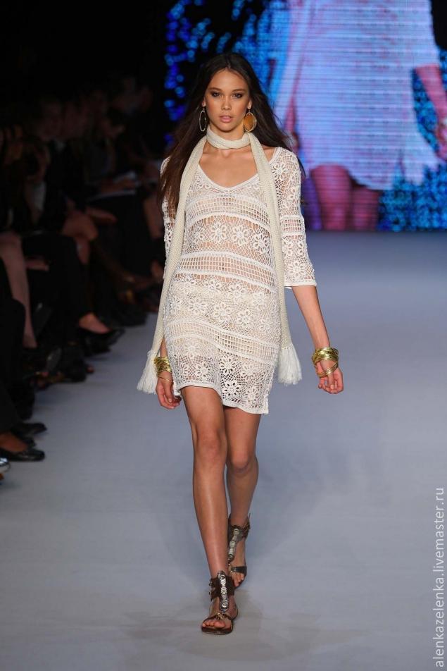 Сказочно красивое  кружевное платье!!!
