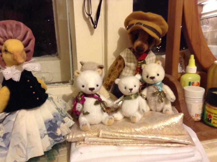 мишка-тедди, мастер-класс, мк по мишке тедди