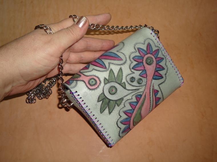 театральная сумочка, подарок