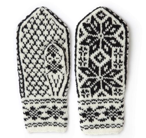 норвежское вязание