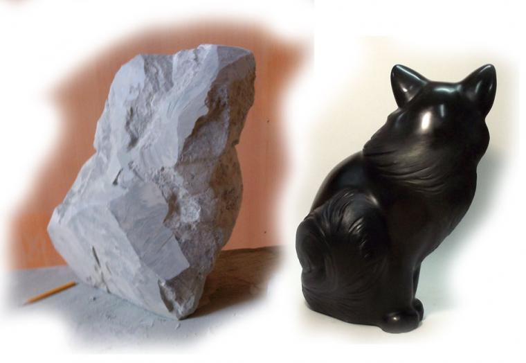 камень, работа с камнем