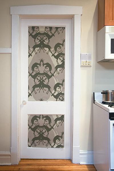 Как из старых дверей сделать красивые