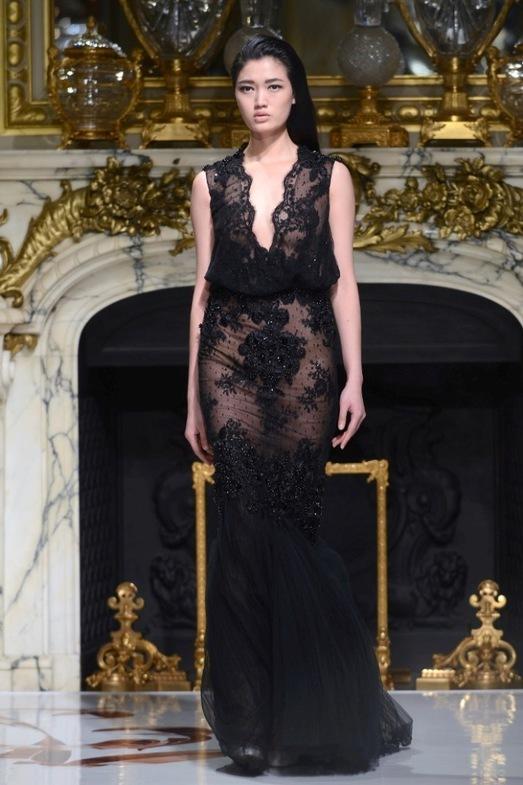 Charlotte Licha Haute Couture весна-лето 2014, фото № 28