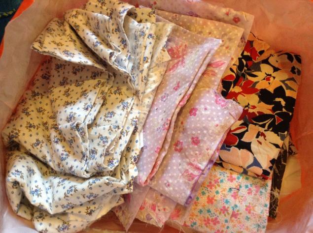 ткани для рукоделия, ткани, даром