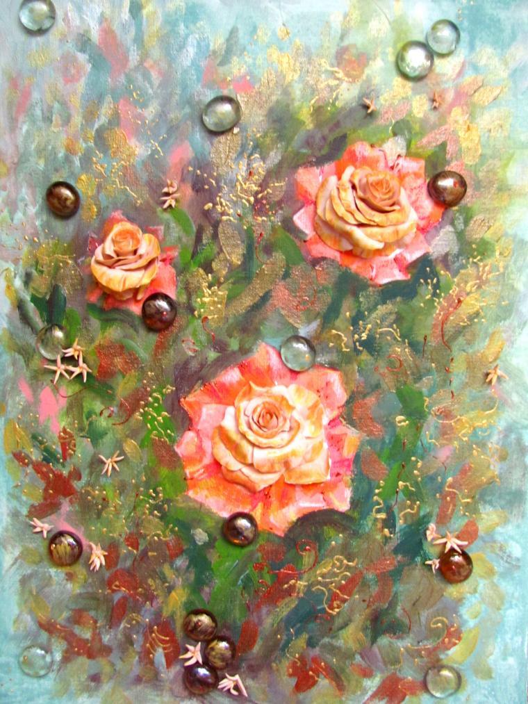 розы, подарок женщине