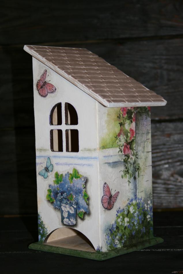 Потрясающие Чайные домики ! Осваиваем что-то новенькое!, фото № 4