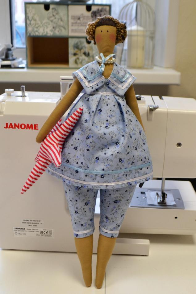 мастер-класс по куклам, шитье игрушек
