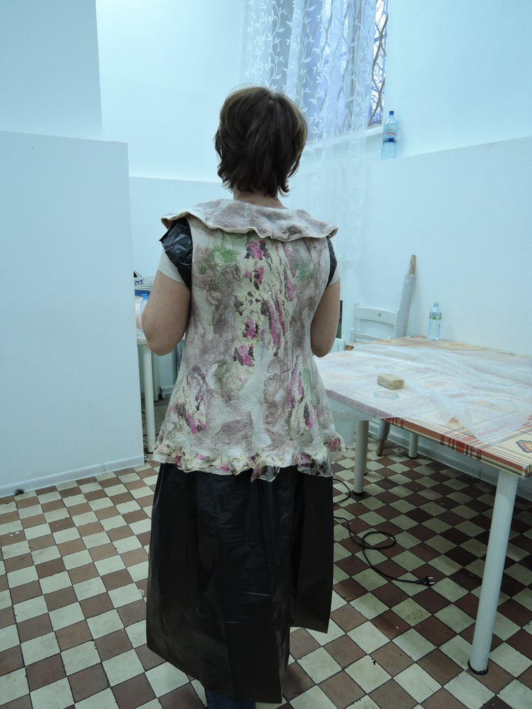 валяная одежда