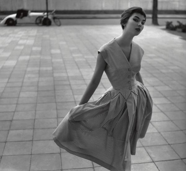 Мода 50 Годов Фото Платья