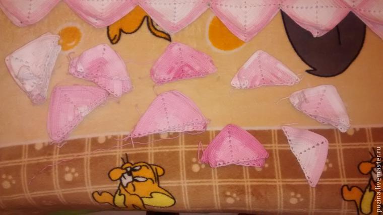 钩针教程:婴儿方毛毯(大师班) - maomao - 我随心动