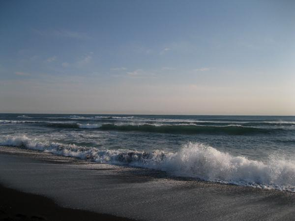 зима на побережье, фото № 6