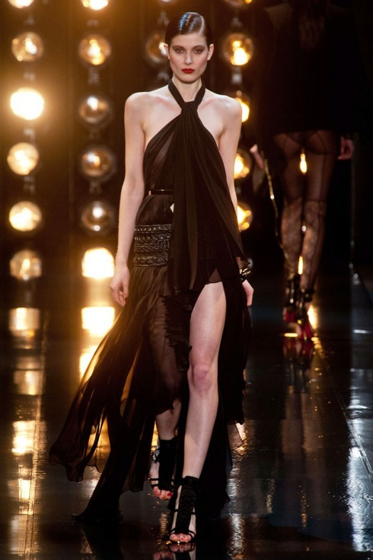Alexandre Vauthier Haute Couture весна-лето 2014, фото № 23