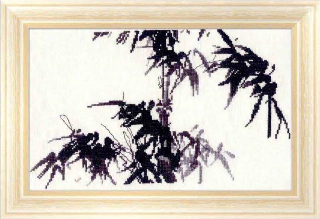 вышитые картины, китайский рисунок тушью