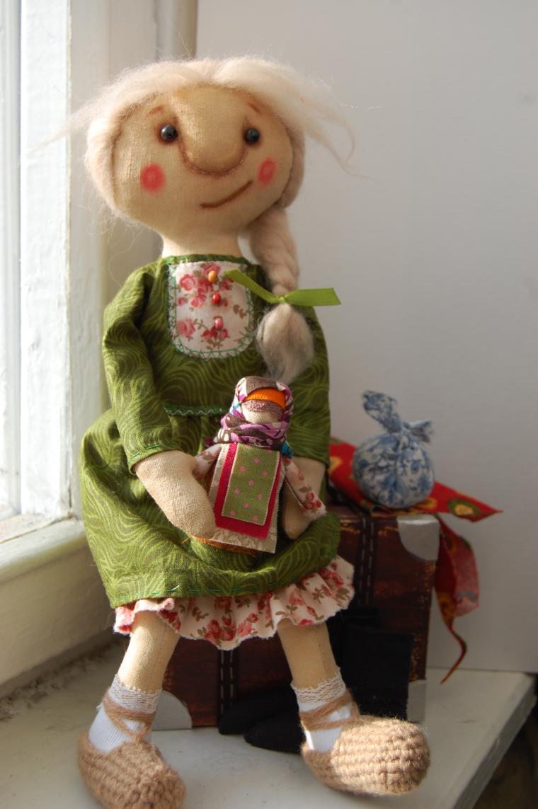 спец цена, текстиная кукла, украшение для интерьера, обережная кукла