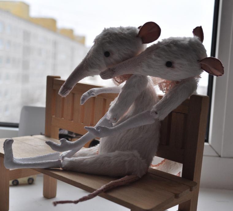 Зимняя сказка о белых крысах, фото № 4