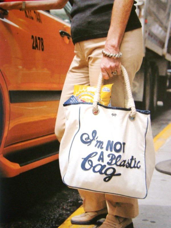 f2193e5c0f7a Фото сумки Home Хусейна Чалаяна, на которой изображены виды животных,  которые находятся на грани исчезновения. Белые промежутки-силуэты  напоминают о тех, ...