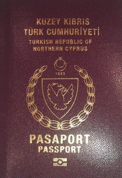 Признанный паспорт непризнанного государства. Турецкая Республика Северного Кипра