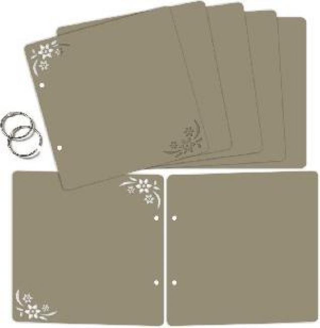 Листы картона для скрапбукинга