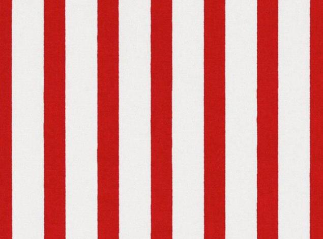 текстиль, ткань, бело-красный