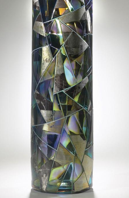 Многогранное стекло. Кевин Гордон.