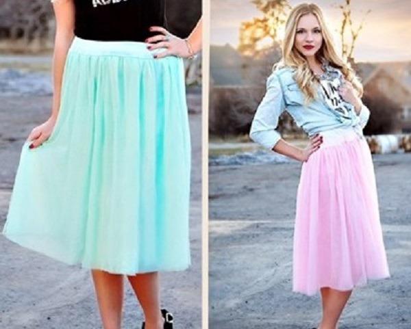 Хочу парню одеть юбку