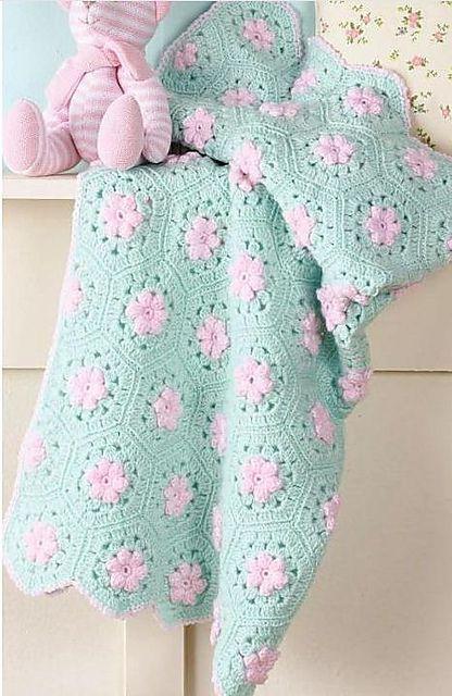 Ravelry: Sweetheart Roses pattern by Sandra Abbate
