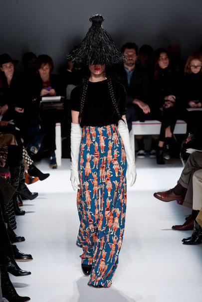 Schiaparelli Haute Couture весна-лето 2014, фото № 13