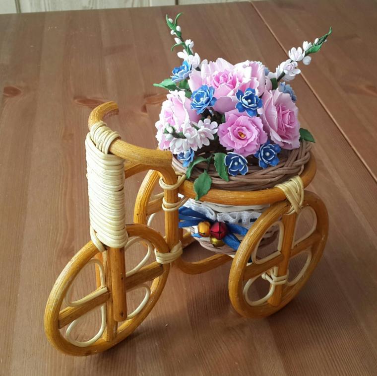 цветы ручной работы, для невесты