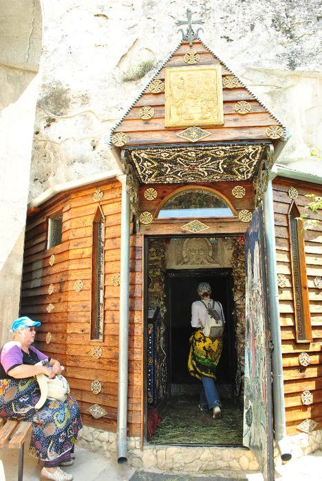 храм из бисера